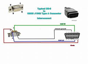 Obd2 Pin To Usb Cable Wiring Diagram Usb Connector Wiring Diagram Wiring Diagram