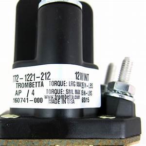 Toro Solenoid  106-8245