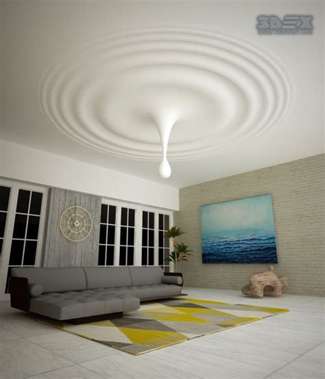 contemporary bedroom ceiling lights 25 gypsum board design ideas to do in your home