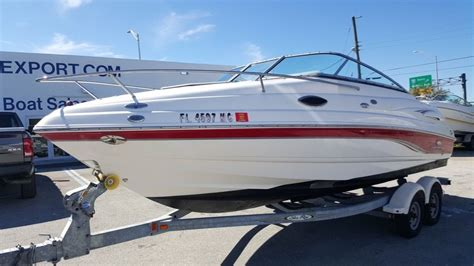 Cabin Cruiser Chaparral Boats by Chaparral 215 Ssi Cuddy Cabin Boat For Sale From Usa