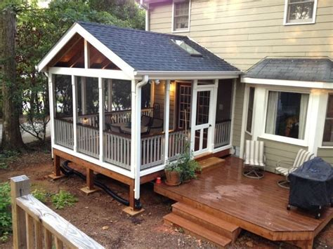 image result  adding  porch      house