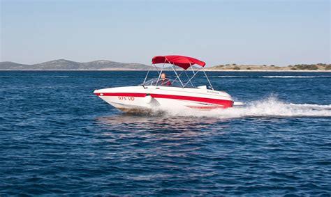 Glastron Mx 185 Boat by Glastron Mx 185 Bowrider Mieten Petrčane Kroatien