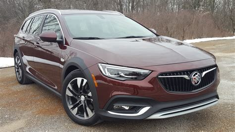Carl Buick by Road Test Review 2019 Buick Regal Tourx Essence By