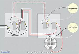How To Install  Way Light Switch Diagram Most California