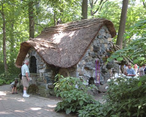 the enchanted cottage file cottage in enchanted forest at winterthur jpg
