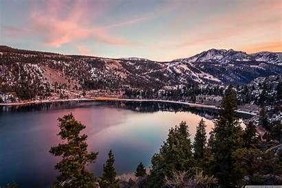 California June Lake Wallpapers 4k Desktop Ultra