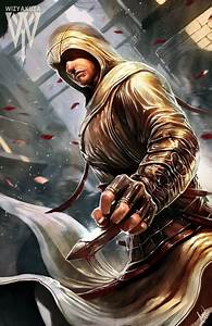 Assassin's Creed: Altair - Created by Ceasar Ian Muyuela ...