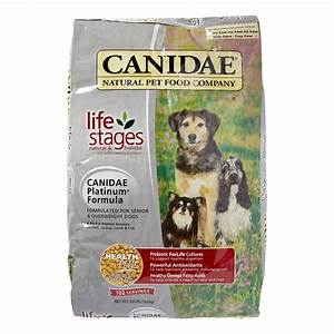 canidae all life stages chicken with lamb fish senior With candide dog food