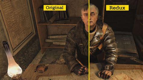 Metro 2033 Redux Graphics Comparison Gamespot