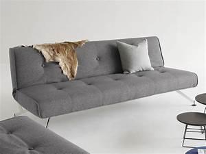 Schlafsofa Für 2 Personen : elegante couch mit federkern und schlaffunktion norton ~ Indierocktalk.com Haus und Dekorationen