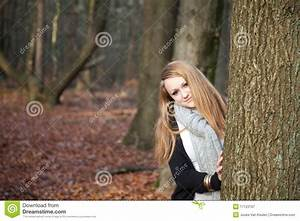 Hiding Royalty Free Stock Photography - Image: 17123797