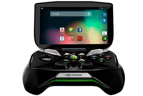 android gaming handheld nvidia announces tegra 4 powered android based project