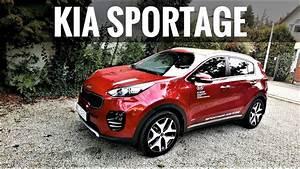Sportage Gt Line : 2017 2016 kia sportage gt line review pl test prezentacja recenzja pl youtube ~ Gottalentnigeria.com Avis de Voitures