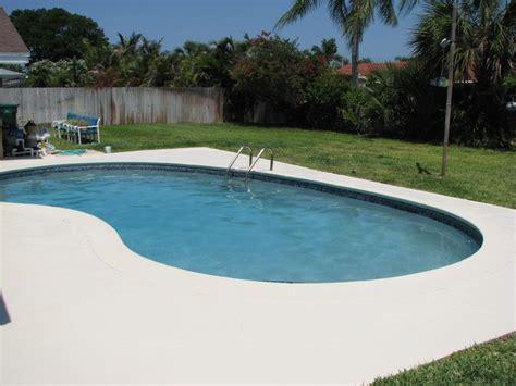 pool decks and patios paint pool deck repair and pool deck painting in indialantic fl