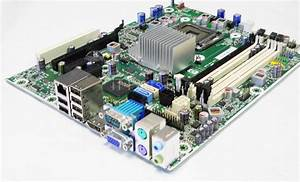 500754-001 Hewlett-Packard MINI 2133 System board equipped with 1.0GHz processor