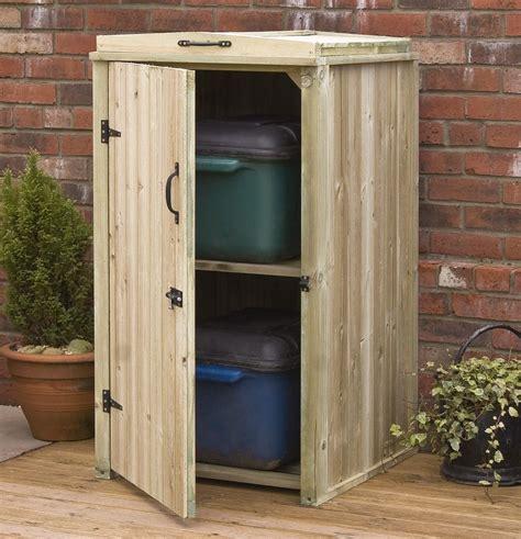 Outdoor Storage Cupboards by Ikea Storage Cabinet Simple Diy Wood Outdoor Storage