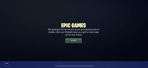 fortnite mobile users    compensated  battle