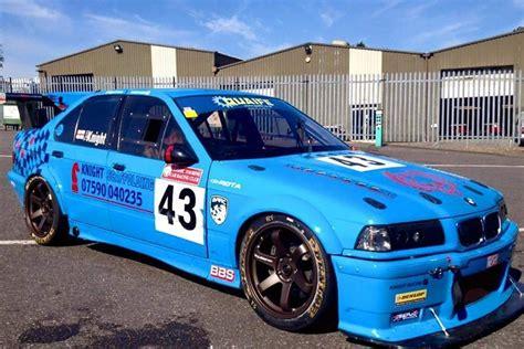 Bmw E36 M3 Race Car