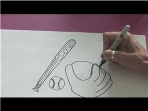 drawing lessons   draw sports equipment youtube