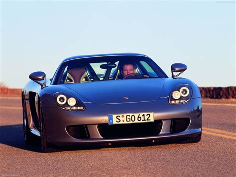 Porsche Carrera GT (2004) - picture 69 of 126