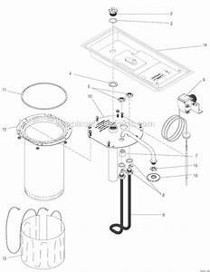 Bunn A10a Parts List And Diagram   Ereplacementparts Com