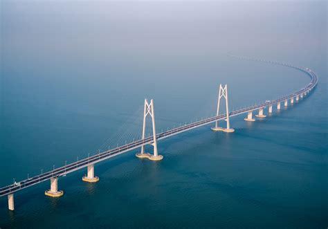 hong kong macau bridge photos the world s sea bridge looks beautiful and