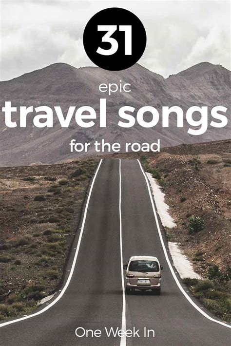 It's probably one of their best known songs but it wasn't ever released as a single. 31 Best Travel Songs 2017 (to have the perfect background ...