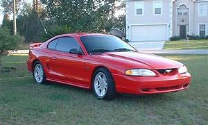 Ford Mustang Photo Gallery: 1996 GT | Shnack.com