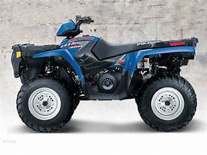 2001 Polaris Sportsman 400  500 Service Repair Manual