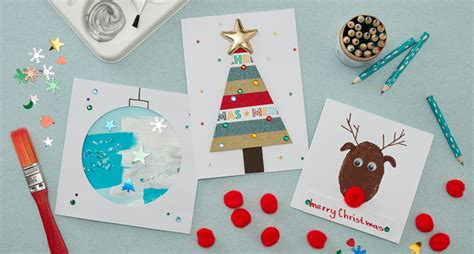 christmas cards     children