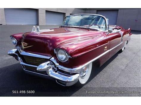 1956 Cadillac Eldorado For Sale On Classiccars.com
