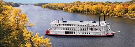 Steamboat Company by American Queen Steamboat Company To Launch American