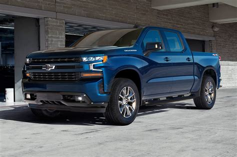 2019 Chevrolet Silverado 1500 Reviews And Rating  Motor Trend