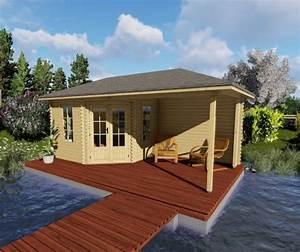 Gartenhaus Mit Terrasse : gartenhaus mit terrasse 5 eck gartenhaus ~ Whattoseeinmadrid.com Haus und Dekorationen