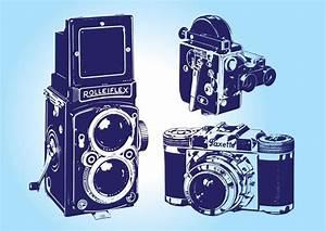 Appareil Photo Vintage : vecteurs appareil photo vintage t l charger des vecteurs ~ Farleysfitness.com Idées de Décoration