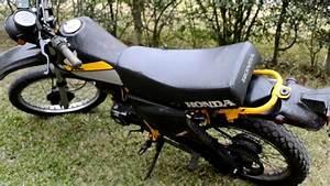 Honda Xl 125 : honda xl 125 a la venta youtube ~ Medecine-chirurgie-esthetiques.com Avis de Voitures