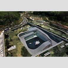 Parque Memorial Seul  Haeahn Architecture Plataforma