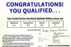 Navy Asvab Score Chart Air Force Fitness Chart Workout Police Officer
