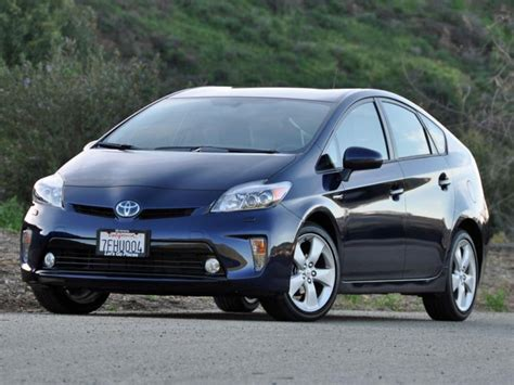 review  toyota prius ny daily news