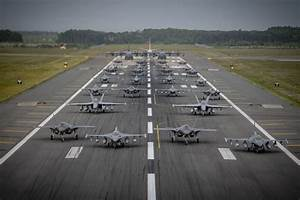 Misawa, Air, Base, Hosts, Its, First, Bilateral, U2018elephant, Walk, U0026, 39