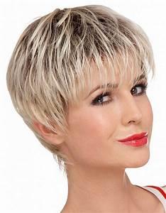 Coupe Sur Cheveux Court : couleur cheveux court ~ Melissatoandfro.com Idées de Décoration