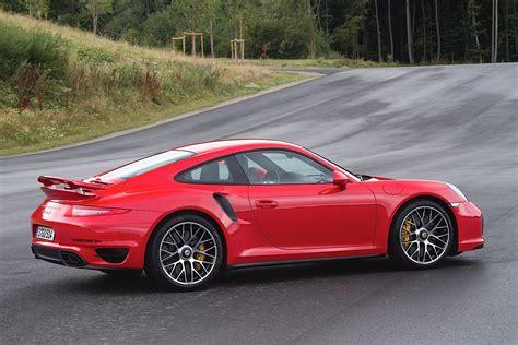 2018 Porsche 911 Turbo Turbo S Autoevolution