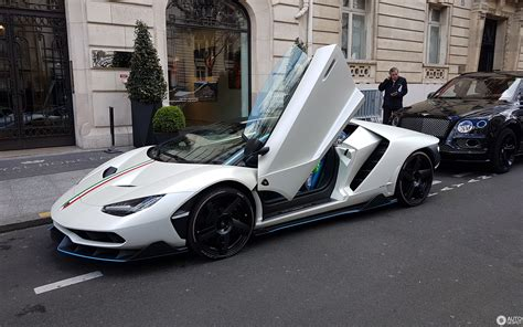 lamborghini centenario lp   march  autogespot
