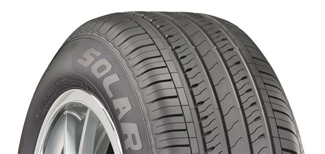 New All-season Tire For Passenger Cars And Crossovers