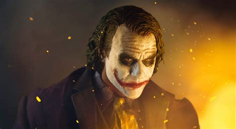 Joker Everything Burns, Hd Superheroes, 4k Wallpapers