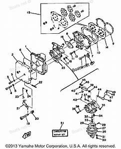 1985 Yamaha 30esk Outboard Service Repair Maintenance