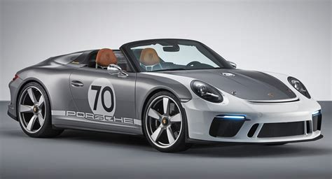Porsche gives gorgeous 911 speedster the green light. Porsche Expected To Green-Light New 911 Speedster For 2019 | Carscoops