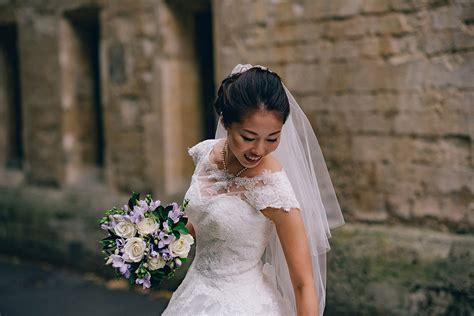 An Elegant Black Tie, Japanese-british Fusion Wedding