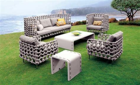 canape exterieur en palette mobilier et meuble de jardin design
