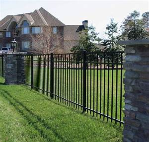modern, fence, designs, metal
